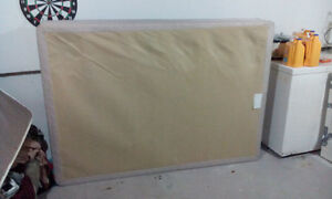 Free box spring, Double