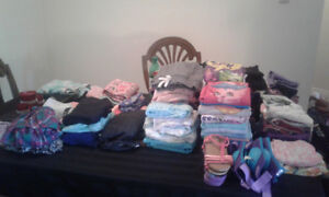 Girls clothes (sizes 5 - 7)