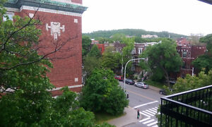 Outremont Apartment (Unfurnised/Furnished)- North of Bernard