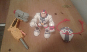 Fisher Price Astronaut with accessories