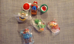 Figurines Super Mario Bros.