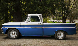 Rare '66 Chevy Pickup for sale to right buyer
