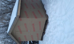 SOLID 8x10 STORAGE SHED FOR SALE