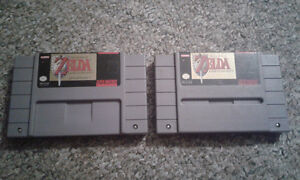 Legend of Zelda: A Link to the Past, 2 copies