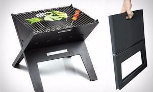BBQ Grill Charcoal Skewers Portable Home Smoker