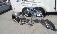 motorcycle frames! custom chopper harley your specs