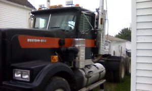 Transport and trailer to trade
