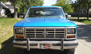 1985 Ford Bronco 351w