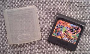 Talespin Sega Game Gear gamegear tale spin disney