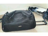 Borderlite travel bag with wheels