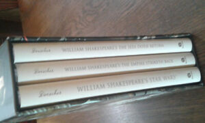 William Shakespeare's Star Wars Trilogy $25.