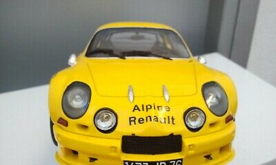 1:18 ALPINE A 110 1800S BRUNO SABY GROUPE 5