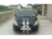 FOR SALE 2007 MITSUBISHI COLT BLACK HAWK