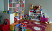 Kanata-South Home Daycare Available Space