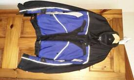 Waterproof motorcycle jacket in perfect condition