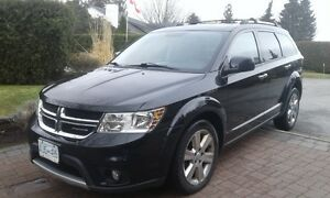 2012 Dodge Journey RT SUV, Crossover