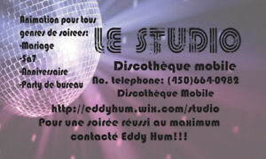 DISCOTHEQUE  MOBILE
