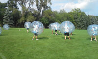 GET YOUR BUBBLE SOCCER IN BEFORE SUMMER IS OVER!