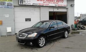 "2008 INFINITI M35 Luxury "" buy with confidence"""