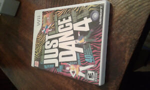 Just Dance 4 Wii Game