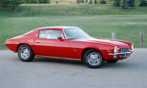 1972 Chevrolet Camaro Sport Coupe (2 door)