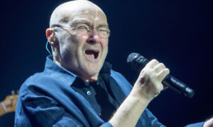 PHIL COLLINS - EXCELLENT LOWER LEVEL TICKET - ACC - OCT 11