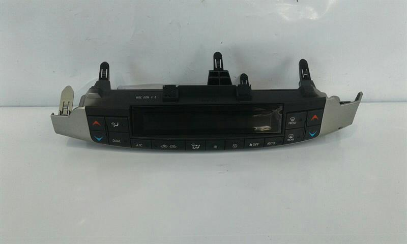 2015 Lexus CT 200h Hybrid 2014 On Heater Control Assembly 55900-76090