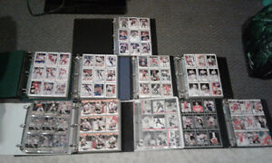 Over 5000 Mint Condition Hockey Cards.