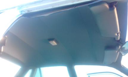 Vl roof line  blue $240 00