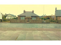 Under offer. 2 Bedroom bungalow in Burghead with extensive back garden.