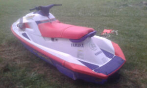 ** Yamaha Waverunner 1100cc jetski Seadoo w/wo trailer $1500