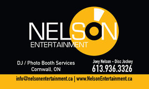 Nelson Entertainment - Professional DJ at an Affordable Cost!