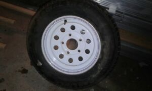 145r12c Radial Trailer tire