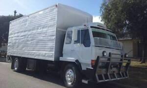 Mitsubishi furntiure removals truck Port Lincoln Port Lincoln Area Preview