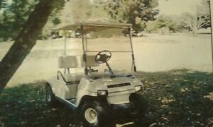1992 CLUB CAR GOLF CART