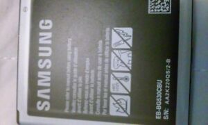 Cell phone battery for sale