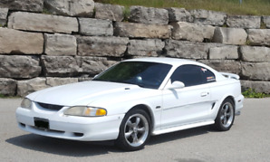 Supercharged 1997 Mustang GT