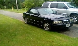 1996 BMW 3-Series Convertible