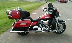 2011 Harley Davidson Electra Glide Ultra Limited