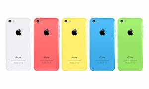 iPhone 5c 16 GB Unlocked (White, Green) Only $ 210 (Firm Price)