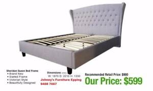 Factory Outlet Wholesale Bedframes and Bedheads - BRAND NEW