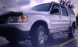 Ford Explorer Sport Trac THIS IS A FAKE