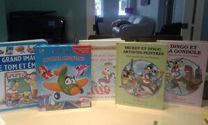 20 livres pour enfant
