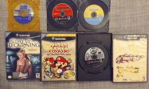 Nintendo Gamecube jeux et manettes à vendre ou échanger