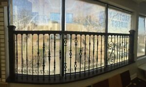 Stairs Iron Railing / Pickets (Balusters, Spindles) Clearance