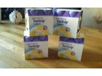 NUTRICIA FORTISIP COMPACT MIXED FLAVOUR ENERGY SUPPLEMENTS