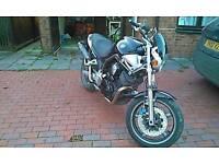 Yamaha bulldog 1100 bt