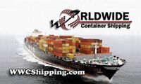 Sea Shipping Containers - Lowest Prices Guaranteed