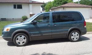 2007 Pontiac Montana SV6 w/1SA Minivan/Van