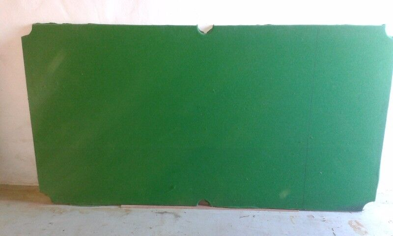 Genuine  SLATE FOR POOL TABLE With Competition Cloth Covered Already,